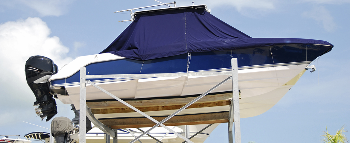 PROTECTING YOUR BOAT, DOCK FROM WINTER WEATHER