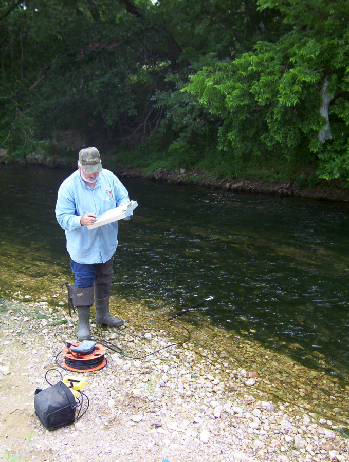 What is the Texas Clean Rivers Program?