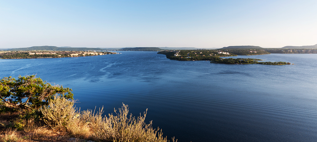 WATER DEVELOPMENT BOARD TO STUDY POSSUM KINGDOM LAKE VOLUME