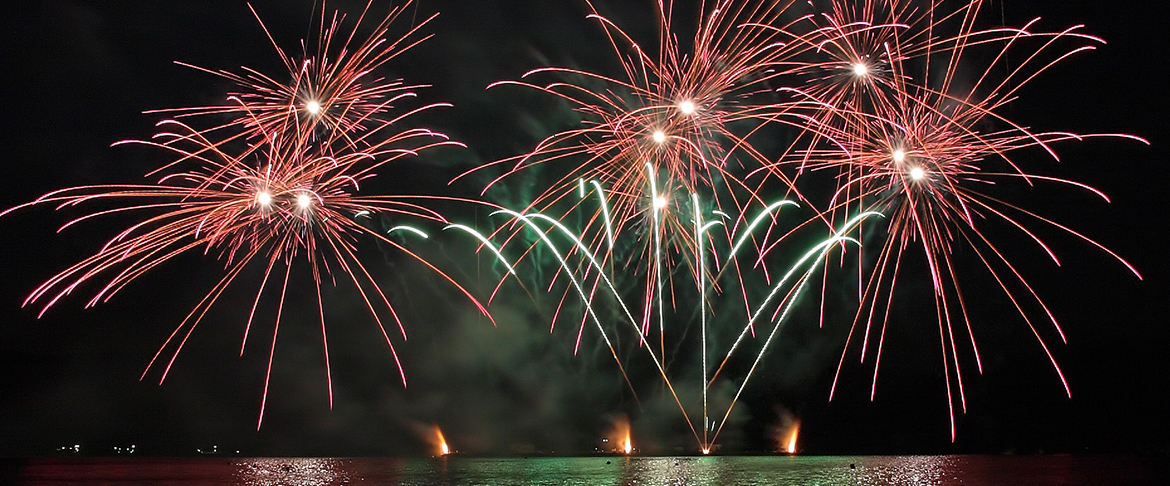 PLENTY OF EXCITING JULY 4 OPTIONS AVAILABLE IN THE BRAZOS BASIN