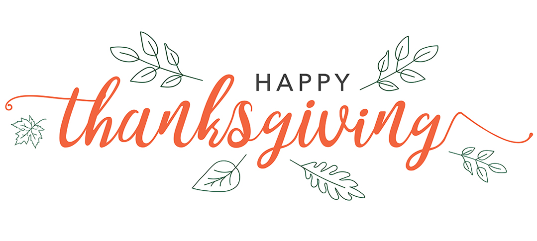 The Brazos River Authority wishes everyone a safe and Happy Thanksgiving.