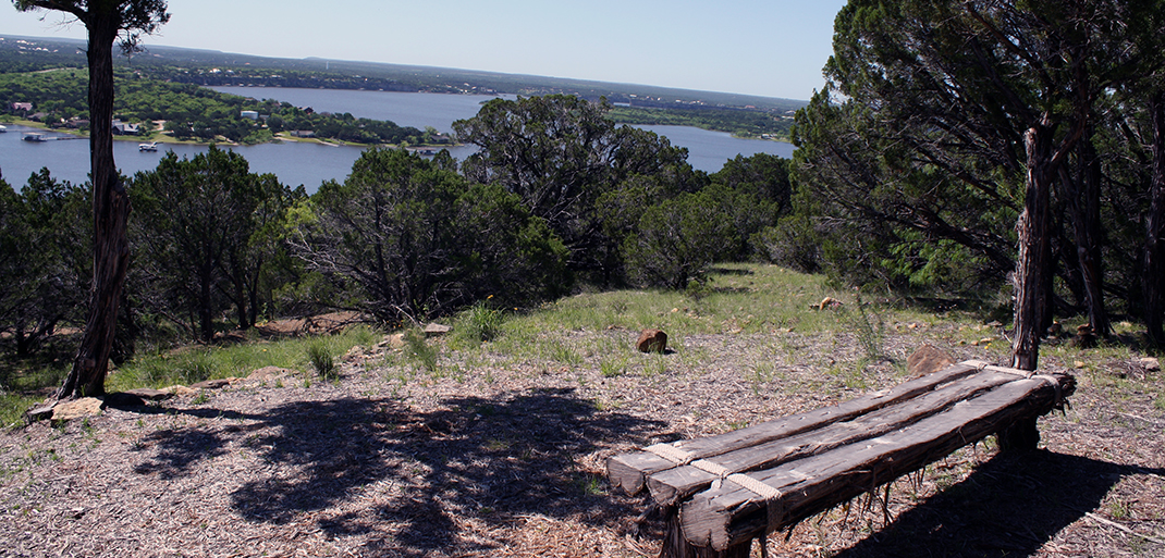TRAILS OFFER A WINTER ALTERNATIVE FOR ENJOYING POSSUM KINGDOM LAKE'S SCENIC BEAUTY