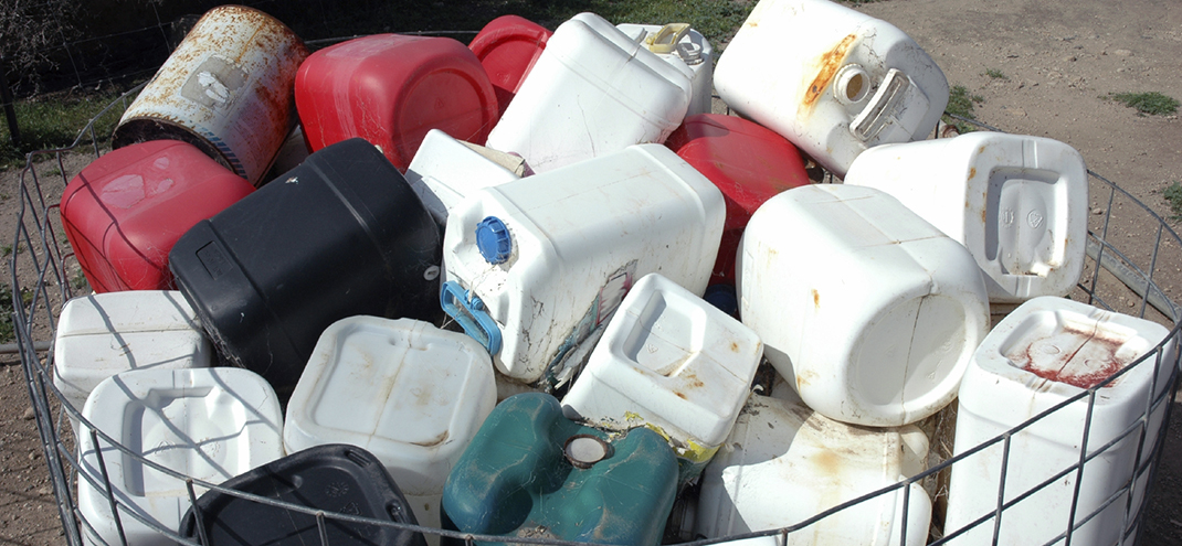 PLANNING TO DO SOME SPRING CLEANING? BE CAREFUL HOW YOU DISPOSE OF HAZARDOUS ITEMS