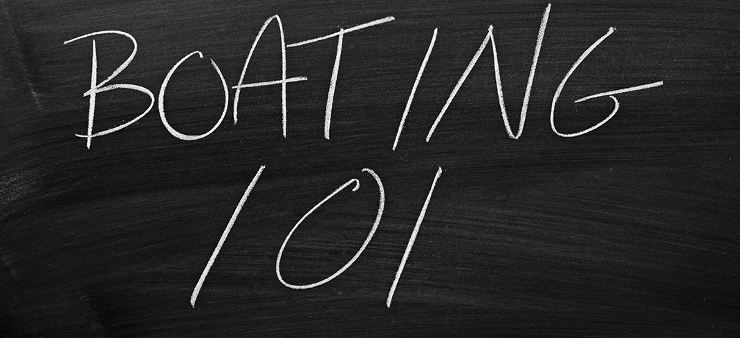 BOATER EDUCATION CLASSES OFFERED AT BRA LOCATIONS