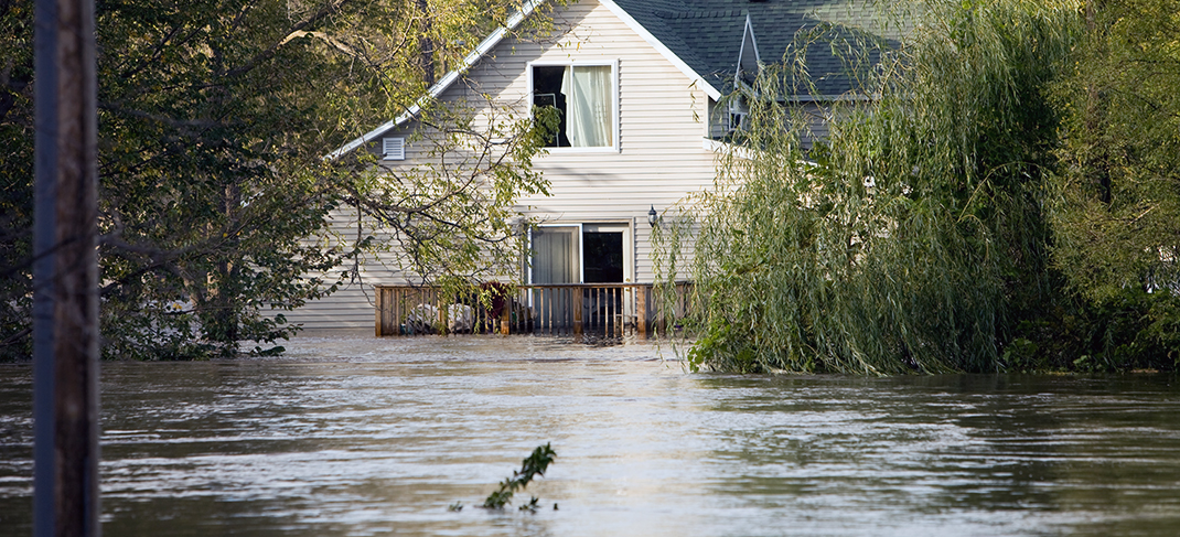 WHEN FLOOD WATERS RISE, TAKE PRECAUTIONS TO STAY SAFE