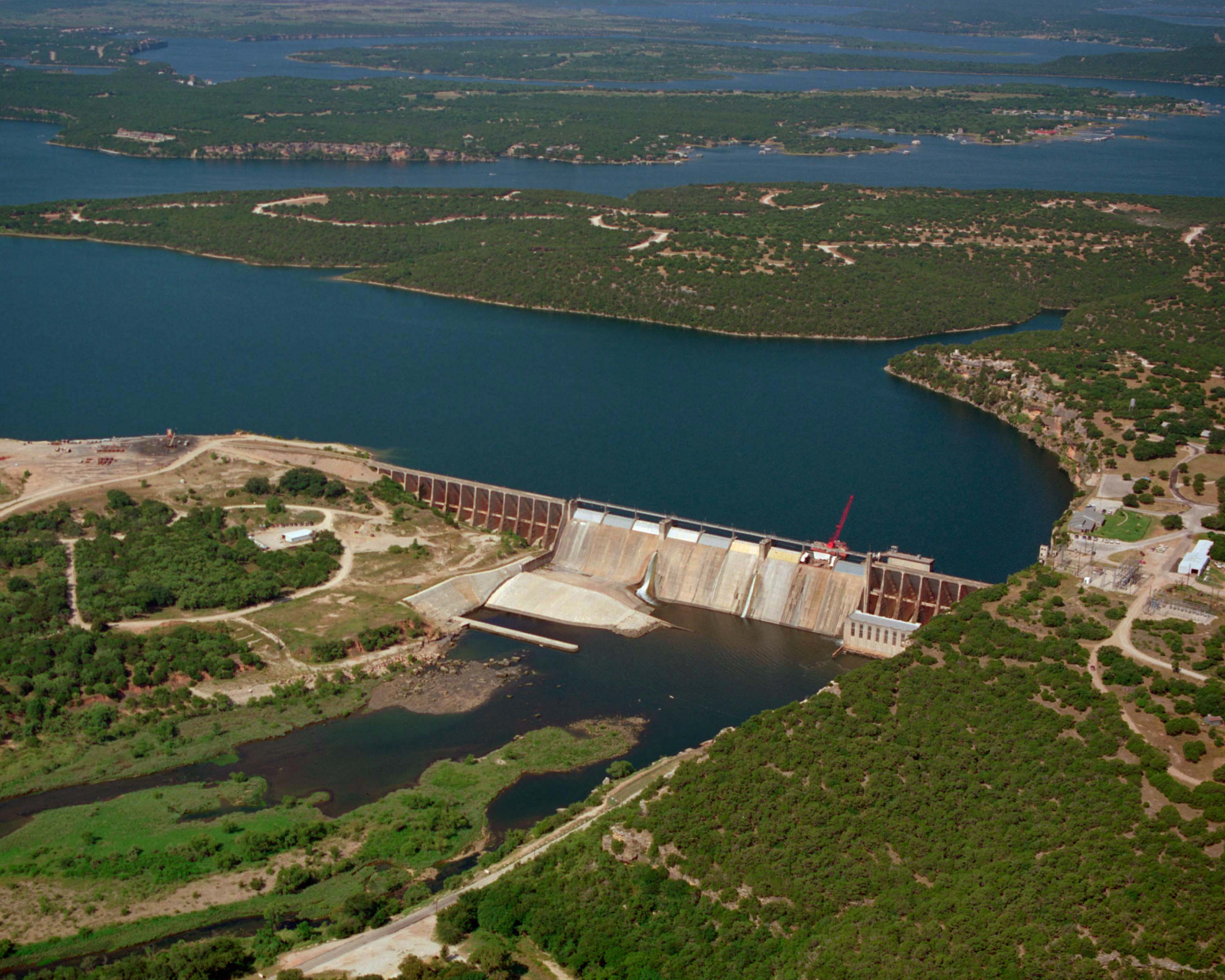 What is Possum Kingdom Lake?
