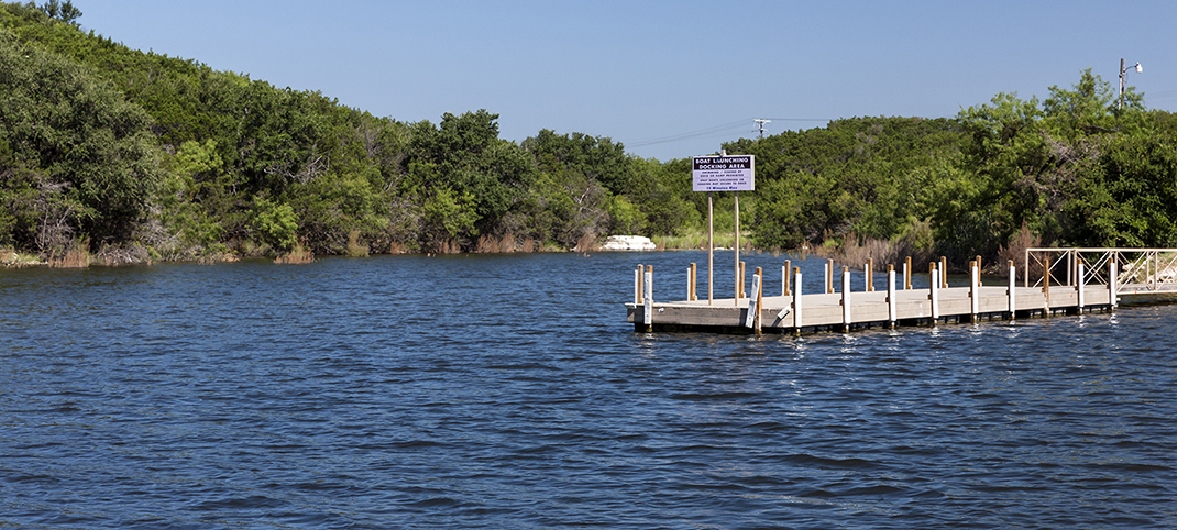 POSSUM KINGDOM LAKE'S SOUTH D & D BOAT RAMP AND PARK TO CLOSE SATURDAY AND SUNDAY