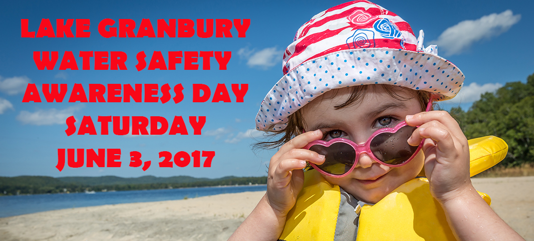 FREE LIFE JACKETS, FISHING, FUN AND SAFETY TIPS OFFERED AT LAKE GRANBURY EVENT