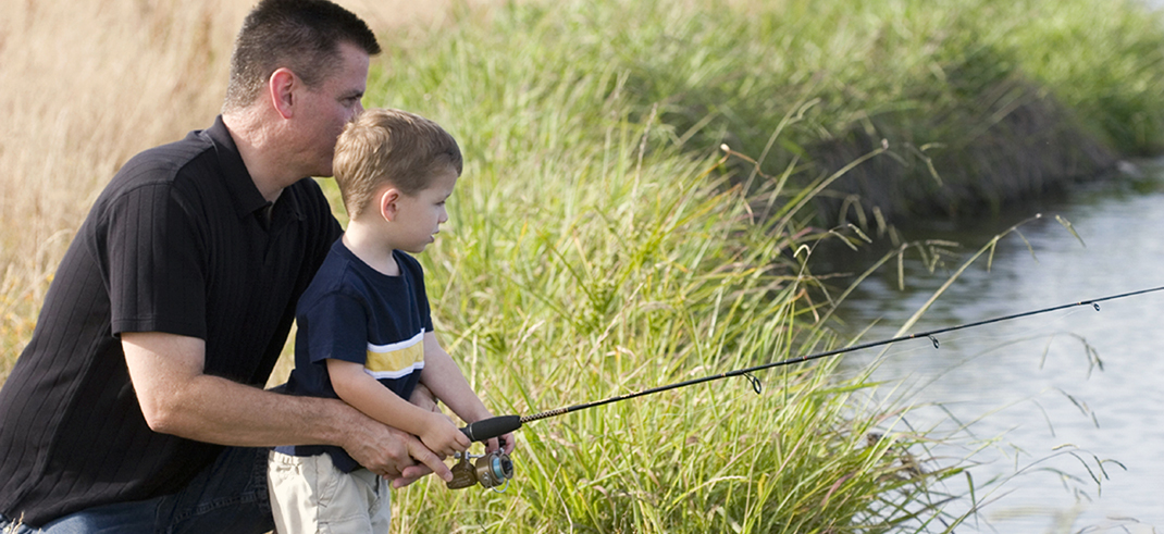 IT'S NATIONAL FISHING AND BOATING WEEK!