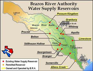 The Brazos River Authority Gt About Us Gt News Gt News Room